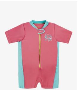 6. ชุดว่ายน้ำเด็ก SPEEDO Sea Squad Float Suit