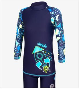 10. ชุดว่ายน้ำเด็ก SPEEDO Baby Tots Boy Wetsuit Shorty